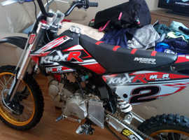 Kurtz kmx 125 R