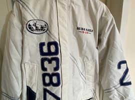 Mens Quba Sails X-10 Heritage Waterproof Jacket Size L