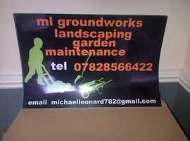 garden maintenace operative