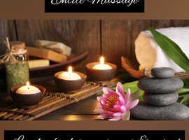 Relaxing 4 Hands Massage Service