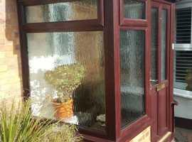 porch pvc new front porch