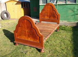 Vono Antique Single bed, Solid wood