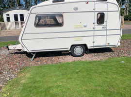 Carlight Classic 2 Berth 1998 Top of the range caravan
