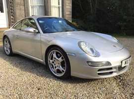 Porsche 911 CARRERA S TIPTRONIC, 2005 (05), Automatic Petrol, 97,200 miles