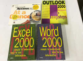 Selection Of Computer Training Books