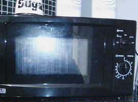 Asda's microwave.