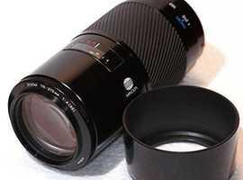 Minolta AF 70-210mm F4 Macro lens for Sony/Minolta A-Mount (2x copies)