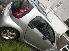 Smart Forfour, 2005 (55) Silver Hatchback, Semi auto Petrol, 122,000 miles