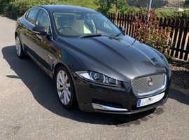 Jaguar Xf, 2015 (15) Grey Saloon, Automatic Diesel, 41,500 miles