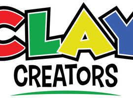 Clay Creators Club Leader - Afterschool Club Derby