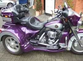 Harley Leman Trike.