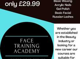 Online beauty training only £29.99