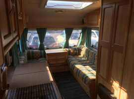 Caravan 1999 Sterling Europa 5 Berth VGC