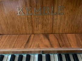 Kemble Piano £400 including stool