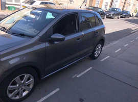 Volkswagen Polo, 2008 (08) Grey Hatchback, Manual Petrol, 74,579 miles