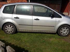 Ford Focus, 2006 (06) Silver , Manual Petrol, 124,293 miles