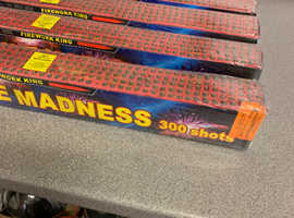 FireWorks Air Bursts, Rockets Huge bundle, rrp £250