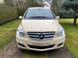 2011 Mercedes-Benz B 180 Benzin/Gas Automatik ( Left Hand Drive )