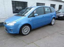 Ford C-Max, 2008 (08) Blue MPV, Manual Diesel, 74,000 miles