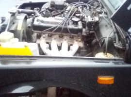 Suzuki SAMURAI SPORT, 1995 (N) Black Estate, Manual Petrol, 18,616 miles