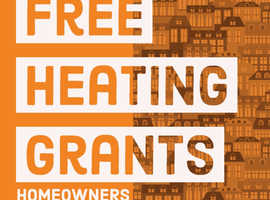 FREE HEATING GRANTS & UPGRADES