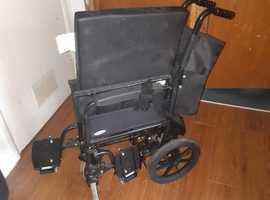 Portable wheel chair