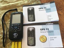 GARMIN GPS 72