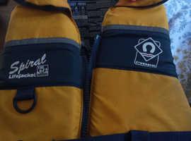 Life jacket child - Spiral 100 66-76cm 20-30kg