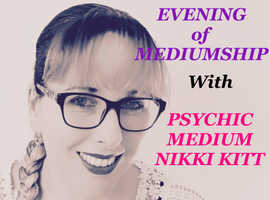 Evening of Mediumship with Nikki Kitt - shaftesbury