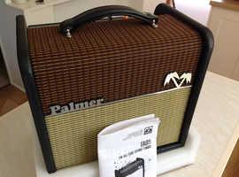 Palmer 5 watt valve amp