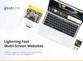 BESPOKE WEBSITES THAT INCREASE SALES - FROM ONLY £19.95 PER MONTH!