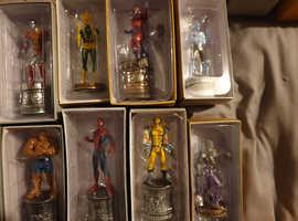 Marvel Eaglemoss Chess Piece Collection Job Lot