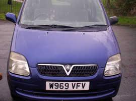 Vauxhall Agila