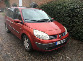 Renault GRAND SCENIC Automatic 7 SEATS