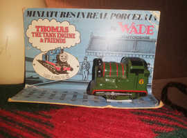 """Wade miniature """"Percy"""" (Thomas and friends)"""
