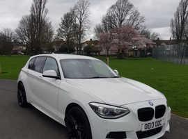 2013 BMW 1 Series 2.0 120d M Sport