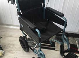 'Days' Push along Wheelchair.