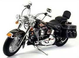Franklin/Danbury mint heritage classic softail Harley Davidson model 1/5scale