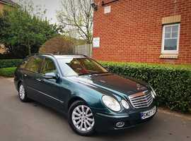 "2007 07 REG Mercedes-Benz E Class 2.1 E220 CDI Elegance Auto 5dr "" 7 SEATER "" ESTATE """