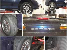 Chevrolet Camaro, 1999
