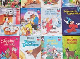 Disney grolier books