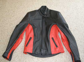 Hand made ladies motorcycle leathers