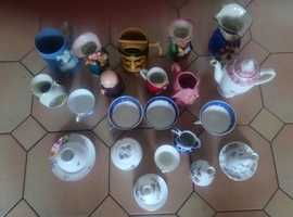 colectable china