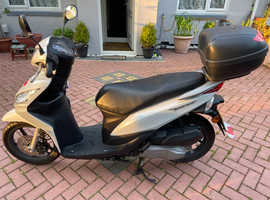 Honda Vision 2016 Moped Motorcycle - Scooter