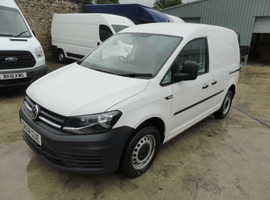 Volkswagen Caddy 2.0TDI Startline 102BHP With Extra's