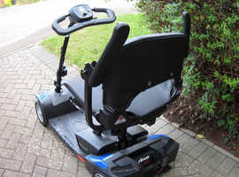 Brand new Scout Mobility car boot scooter.  4 mph.  Can deliver locally.