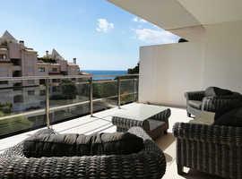 Seafront modern villa for sale in Mascarat, Altea, Spain