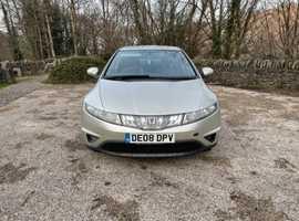 Honda Civic, 2008 (08), Manual Diesel, 199,000 miles