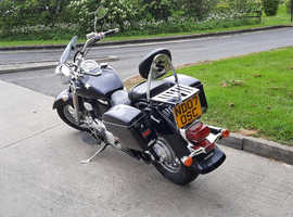 suzuki vl 800 k7 2007 intruder Softail, Cruiser MAY PX/SWps