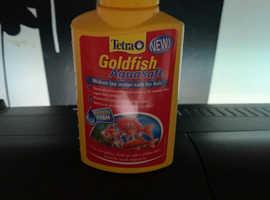 Fish/tank